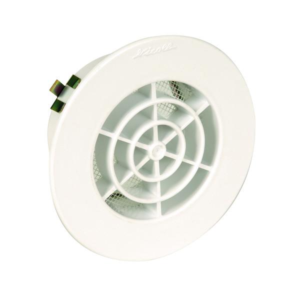 Grille d'aération et de ventilation en PVC